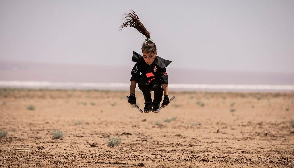 دختر نینجاکار عصر جدید در فیلم اژدها وارد می گردد