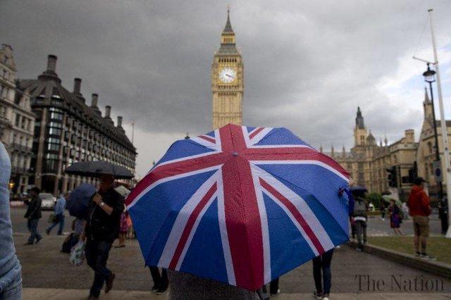 یک پنجم اقتصاد انگلیس آب رفت