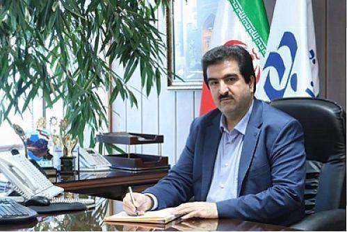پیغام تبریک مدیر عامل بانک رفاه کارگران به مناسبت هفته نیروی انتظامی