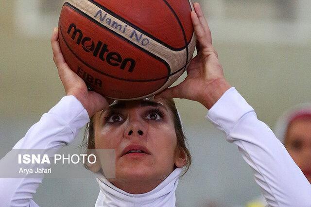 ساغر آجیلی: لیگ متمرکز فشار بیشتری به دختران بسکتبال وارد می کند
