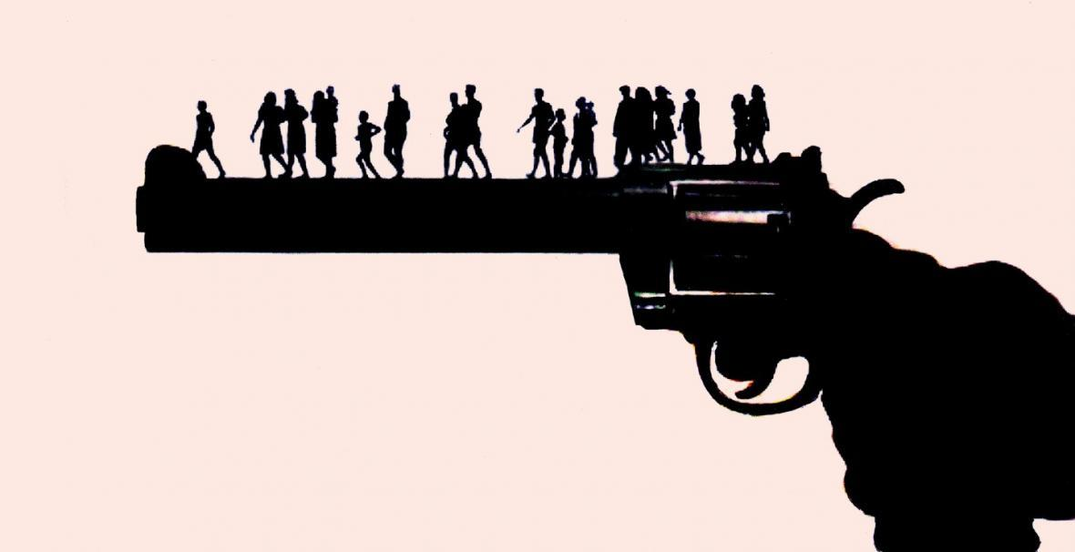 60 کشته و زخمی درخشونت های آمریکا