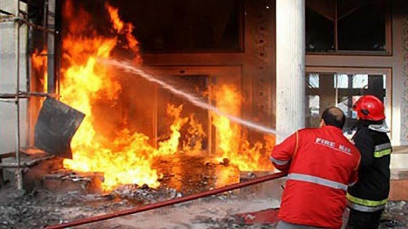 حادثه آتش سوزی هولناک یک باغ شخصی در تهران ، 6 جسد کشف شد، اما قابل شناسایی نیستند