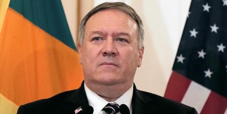 قدردانی پامپئو از کویت به دلیل مشارکت در کارزار فشار حداکثری علیه ایران