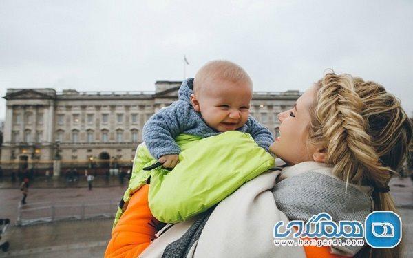مسافرت با نوزاد و اطلاعاتی که درباره آن باید داشته باشید