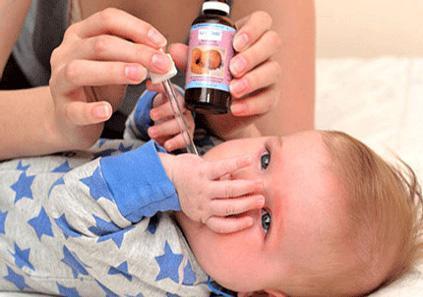علت تجویز قطره آهن نوزادان چیست؟