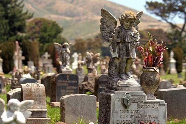 سفر به آمریکا: کولما، شهر مردگان