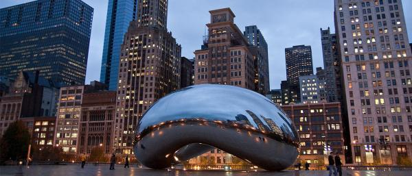 سفر به پرجمعیت ترین شهر منطقه غرب میانه در تور آمریکا؛ شیکاگو