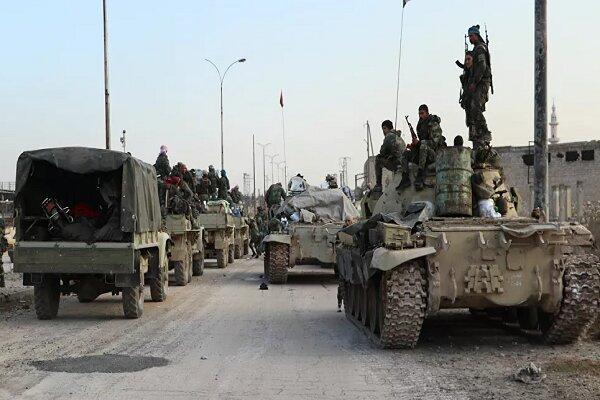ارتش سوریه برای رویارویی آماده است