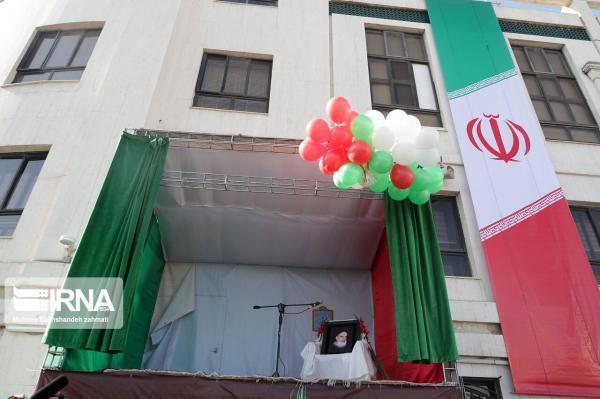 خبرنگاران جشنواره نمایشگاه های مدرسه انقلاب در همدان برگزار می گردد