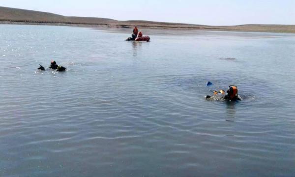 خبرنگاران 2 نفر در کانال خروجی آب چاه نیمه چهارم زهک غرق شدند