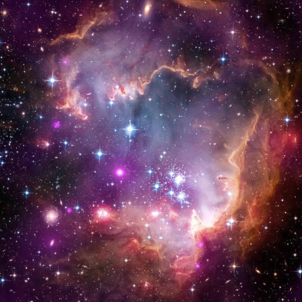 بقایای یک انفجار عجیب؛ ستارگان چگونه نابود می شوند؟!