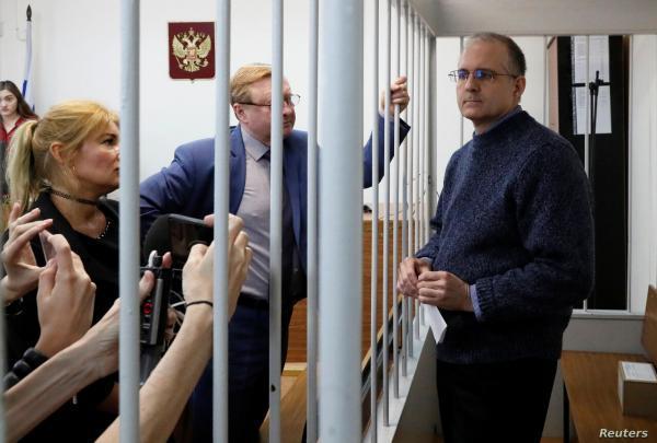 مسکو مذاکره با واشتگتن در باره مبادله جاسوس آمریکایی را رد کرد