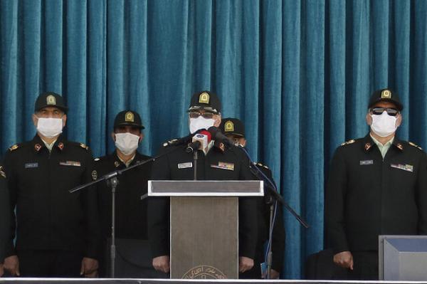 کوشش برای صیانت از سلامت نیروهای پلیس در شرایط شیوع کرونا