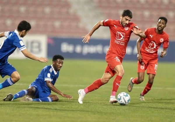 حضور مهرداد محمدی در تیم منتخب هفته لیگ ستارگان قطر