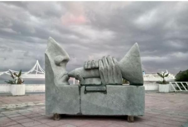خبرنگاران مجسمه های شهری می توانند مقصد فرهنگی باشند