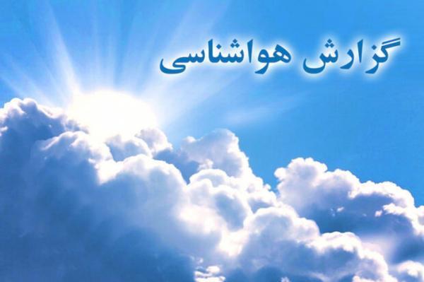 وزش باد نسبتا شدید استان زنجان را فرا می گیرد
