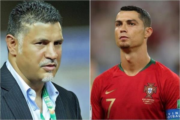 چشم رسانه های دنیا به شکستن رکورد علی دایی در سه بازی جدید پرتغال