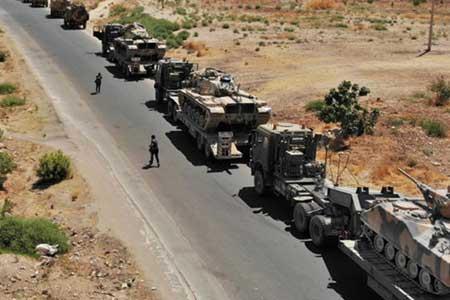 انفجار در جهت خودروهای لجستیک ائتلاف آمریکایی در عراق