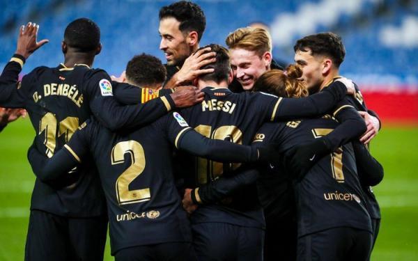 (ویدیو) خلاصه بازی رئال سوسیداد 1 - 6 بارسلونا؛ کولاک مسی و یاران 1 فروردین 00