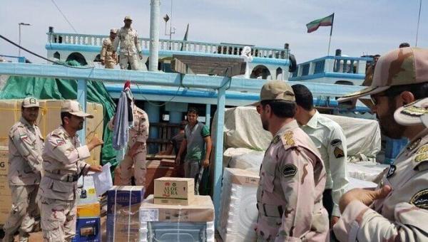 خبرنگاران 30 میلیارد ریال کالای قاچاق در استان بوشهر کشف شد