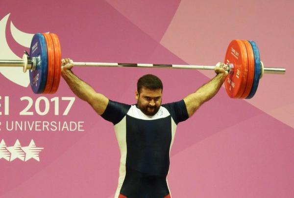کیا قدمی در یک ضرب قهرمانی آسیا مدال نگرفت، چین رکورد دنیا را شکست