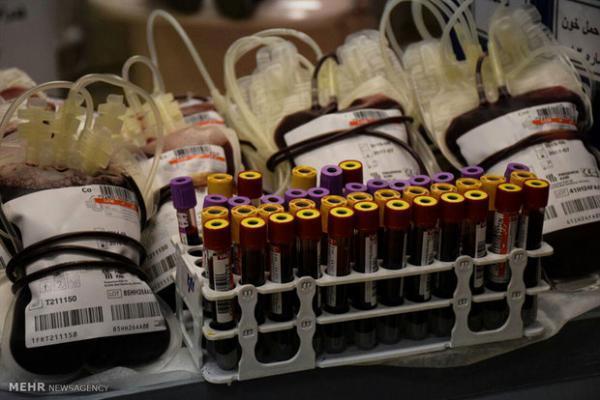 کدام استان ها خون بیشتری مصرف می کنند؟