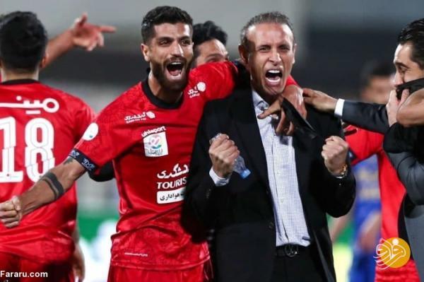 یحیی گل محمدی مرد بازی های بزرگ