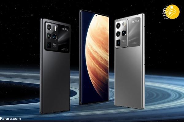 (تصاویر) معرفی گوشی قدرتمند Nubia Z30 Pro