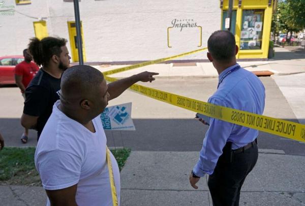 تیراندازی خونبار در اوهایو، 2 نفر کشته شدند 2 تن زخمی