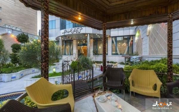 هتل آپارتمان نجف اشرف مشهد؛ اقامتگاهی معروف و باکیفیت، عکس