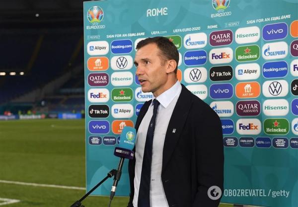 یورو 2020، شوچنکو: فکر نمی کنم مقابل انگلیس کم کاری کرده باشیم، از آخرین حضورمان در چنین مرحله ای 15 سال می گذرد