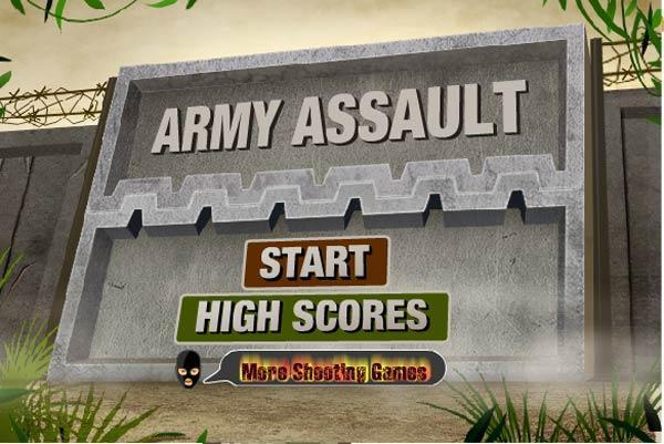 بازی Army Assault