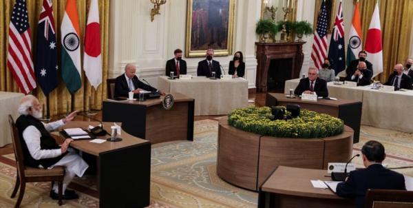 تور استرالیا: نشست آمریکا، هند، استرالیا، ژاپن علیه چین، پکن: محکوم به شکست هستید